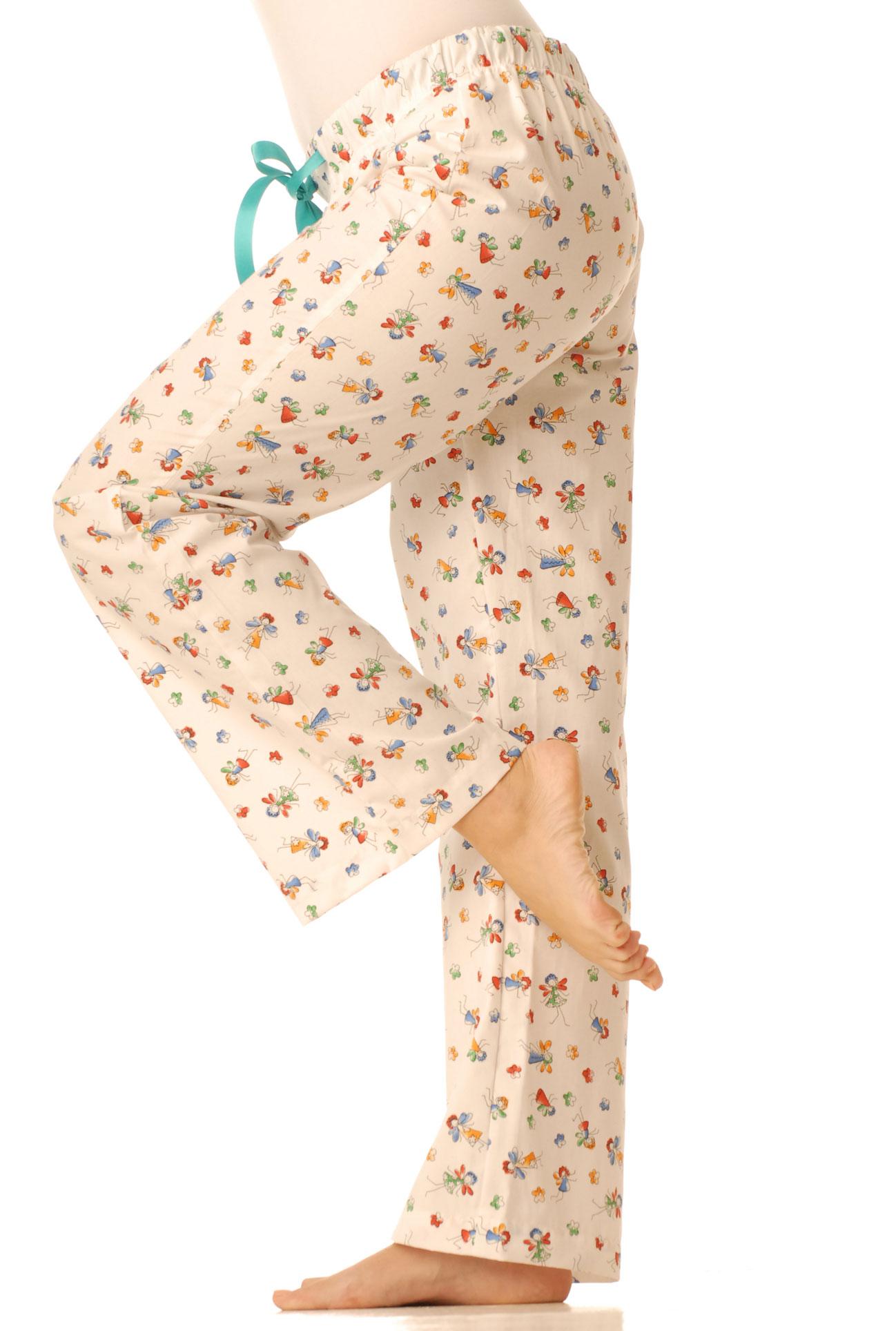 Pyžamové kalhoty - Panenky